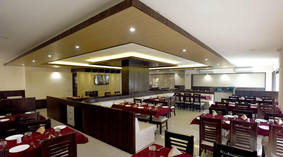 Hotel Sach Regency, Amul Dairy Road,
