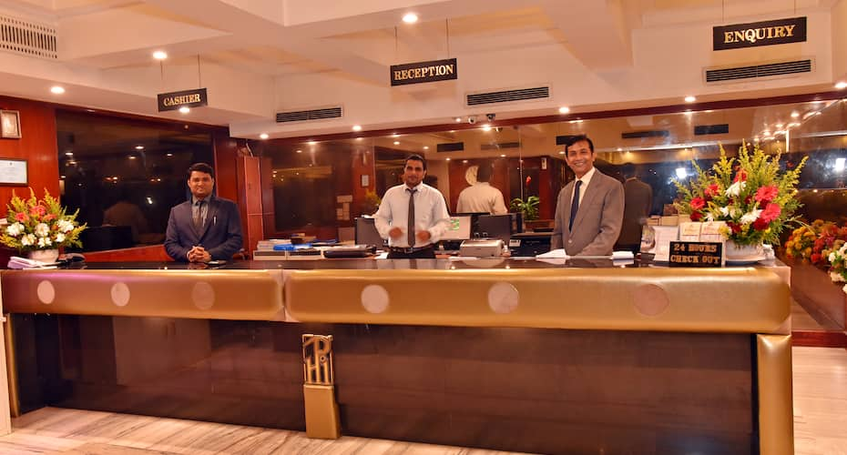 Hotel Poonja International, Mangalore - Book this hotel at the BEST