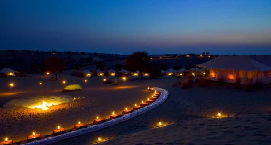 Manvar Resort and Desert Camp, Dechu,