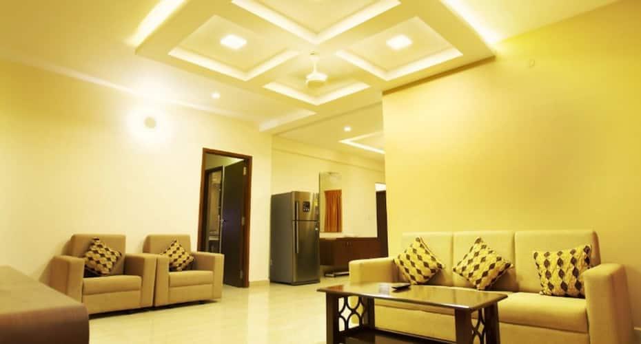 Image 2 The Summit Luxury Service Apartment Chennai