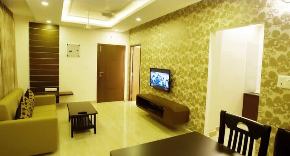 Image 3 The Summit Luxury Service Apartment Chennai