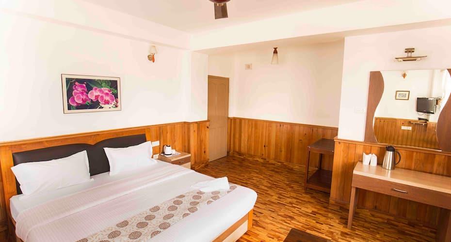 Gangtok Retreat & Spa, Development Area,
