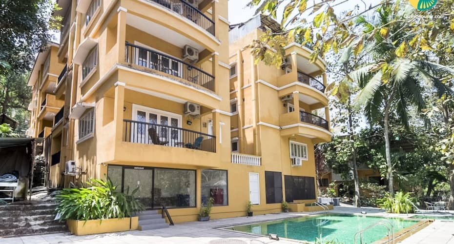 Pleasant 1 Bhk Apartment With A Swimming Pool