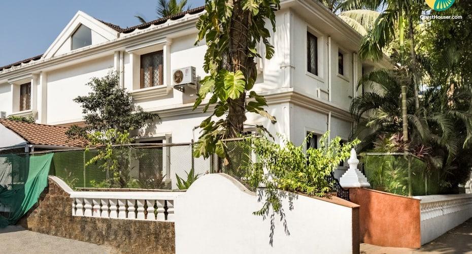 Elegant Abode For Three, 3 Km From Calangute Beach