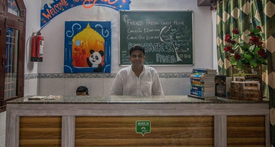 Friends Paying Guest House, Sadar Bazaar,