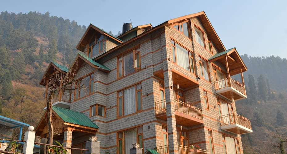 The Nature Bliss, MANALI,