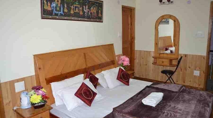 Antriksh Cottage, Kanyal Road,