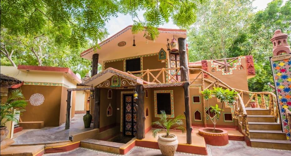 Chokhi Dhani - Ethnic Village Resort, Tonk Road,