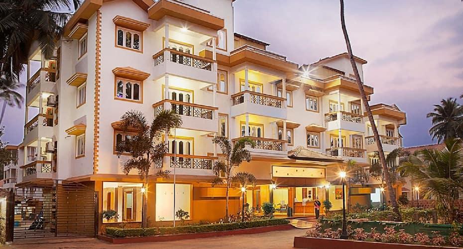 Goa Villagio Resort and Spa by Crystal Hospitality
