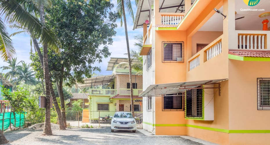 Shared Homestay For Five