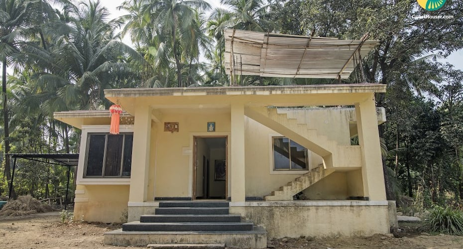 Restful Cottage For Six, 1 Km From Nagaon Beach