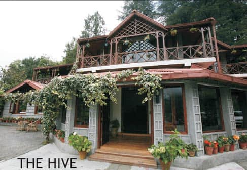 The Hive Cottage, Mallital,