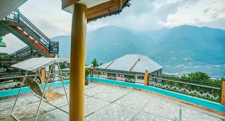 Serendipity Suites, Kanyal Road,