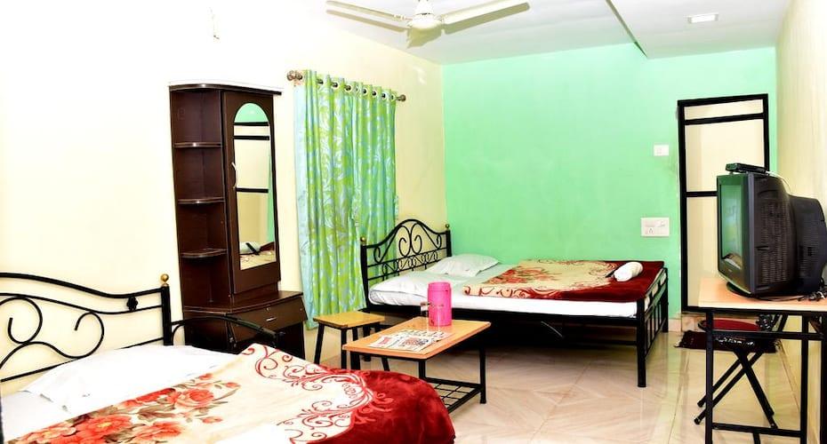 Venna Lake Guest House, Mahabaleshwar,