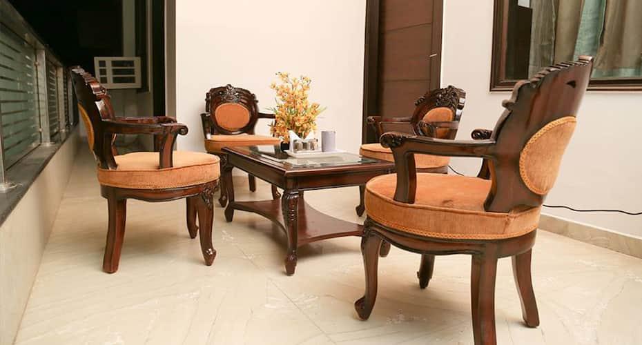 Aravilas Place Hotel, Sushant Lok,