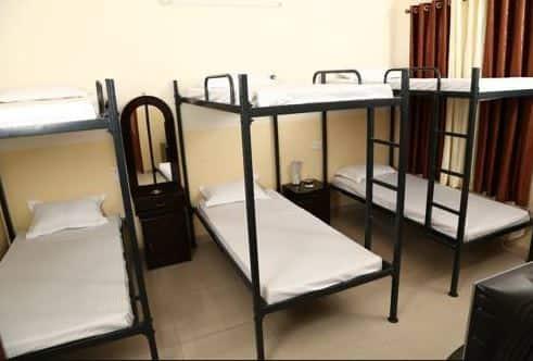Sinsina Hostel, Parasrampuri,