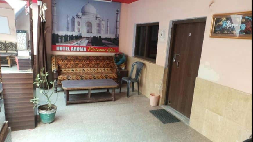 Hotel Aroma, Agra Cantontment,