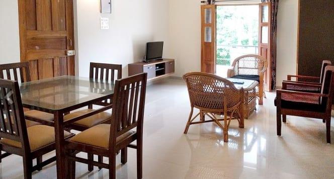 3 Double Bedroom Apartment, Vagator,
