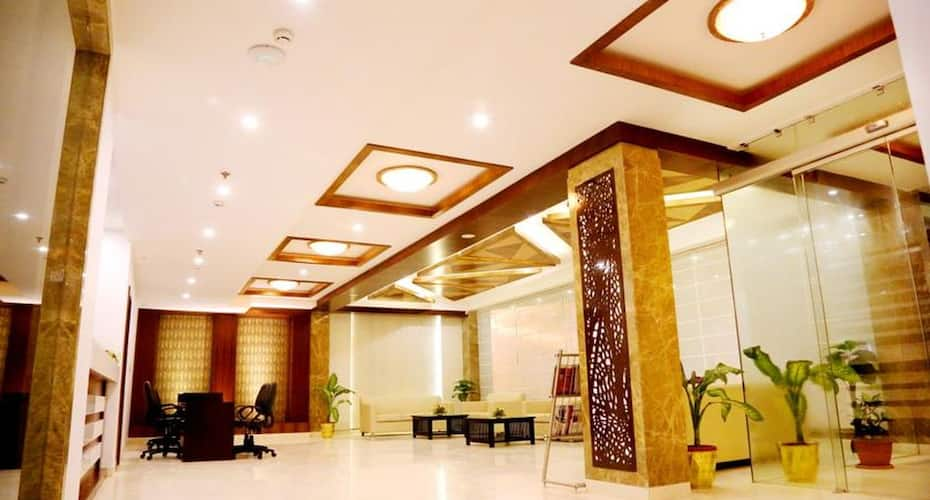 Hotel Silk City, Cantonment,