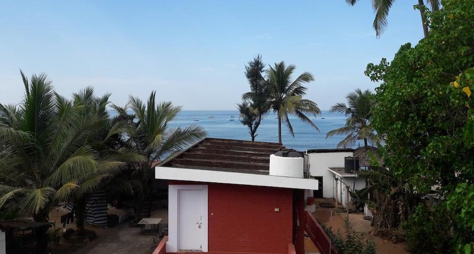 Kiara Beach Hotel, Anjuna,