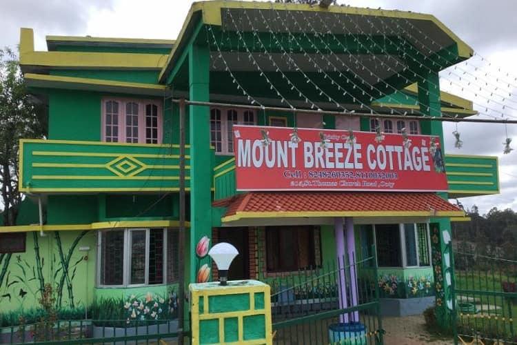 Mount Breeze Cottage, Charring Cross,