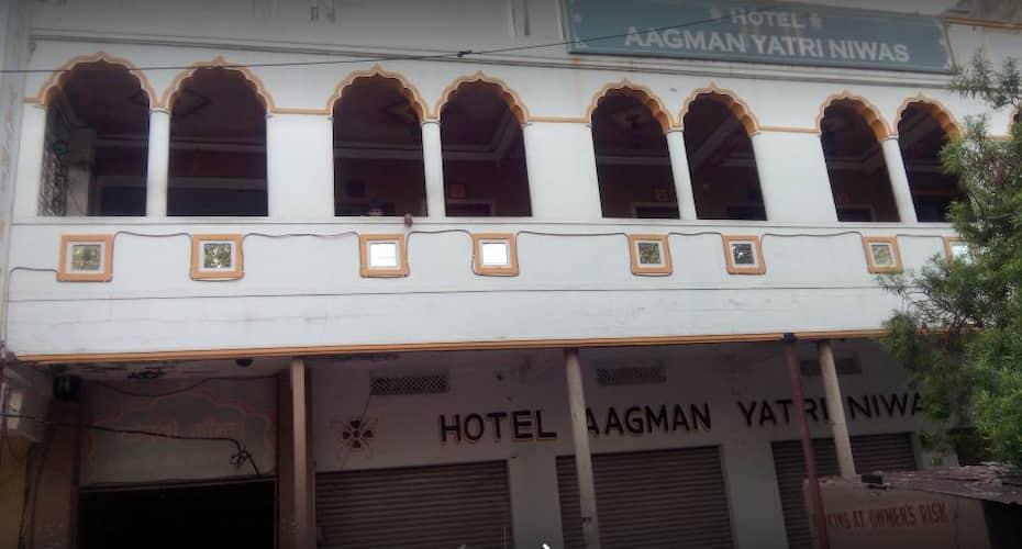 Hotel Aagman Yatri Niwas, Sadar Bazaar,