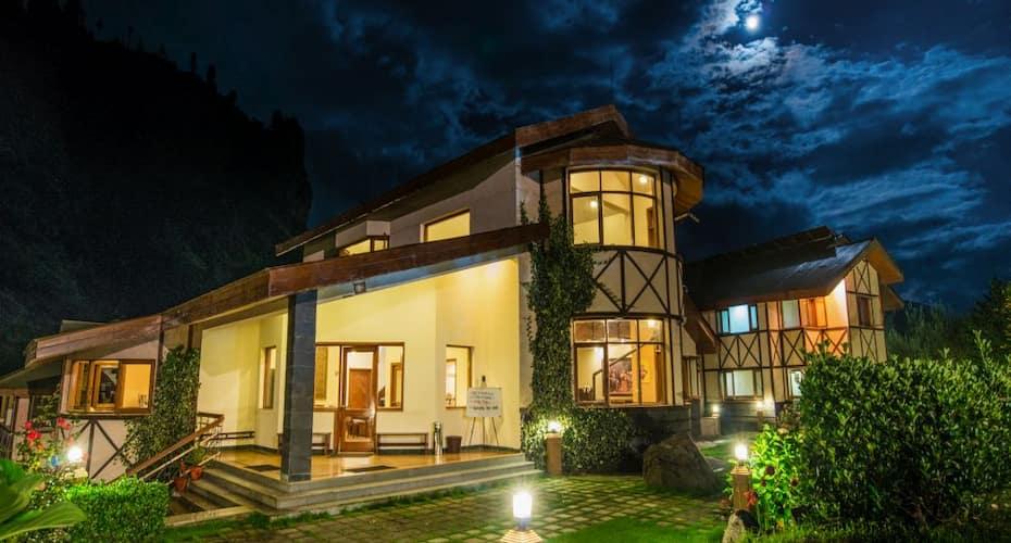 Solang Valley Resort MANALI, Solang,