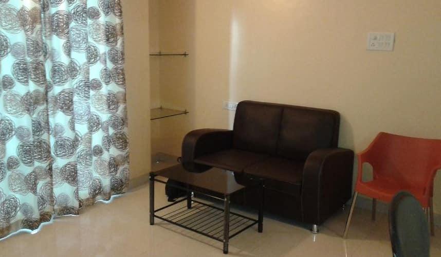 Bharati Service Apartment, Magarpatta,