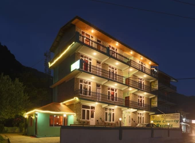 Olive Country Resort, Rohtang Road,