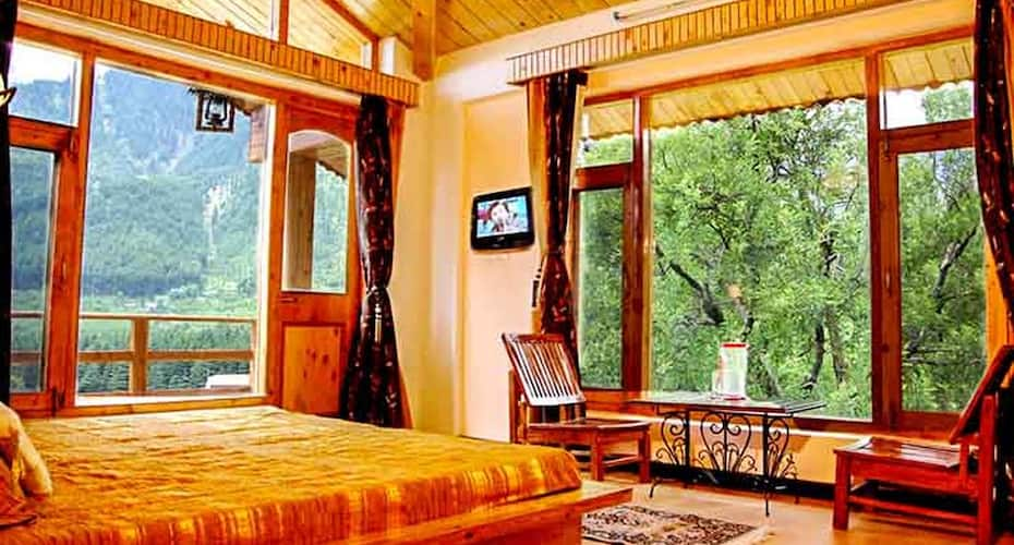 Orchard Villa-A Wandertrails Stay, Rohtang Road,