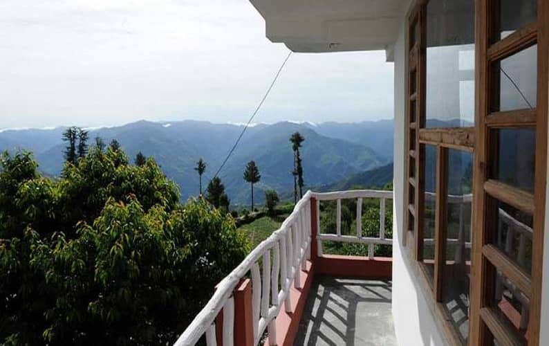 North Moon Homestay-A Wandertrails Stay, Outer City,