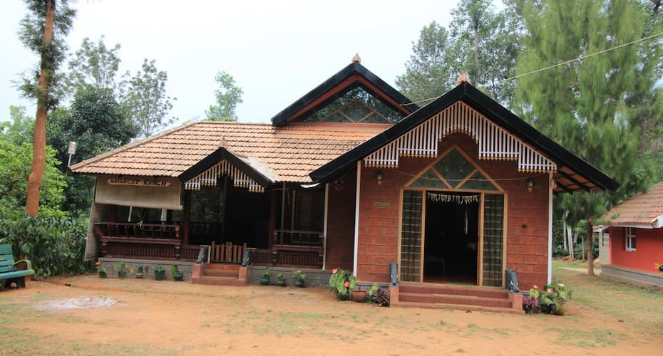 Discover Coorg Dambe Cottage, Virajpet,