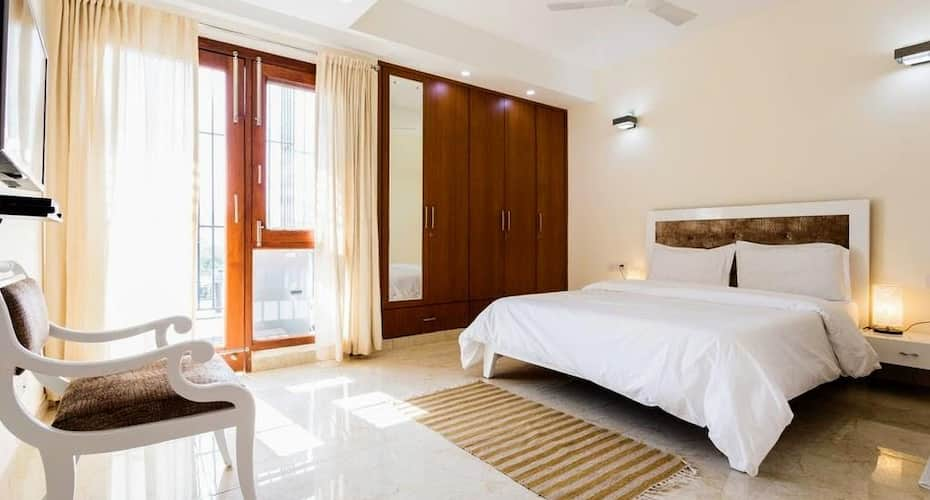Basera bed and Breakfast, Connaught Place,
