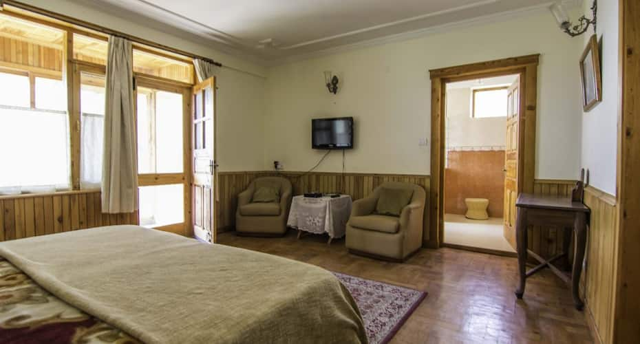 Gurung's Cottages - A Wandertrails Stay, Rohtang Road,