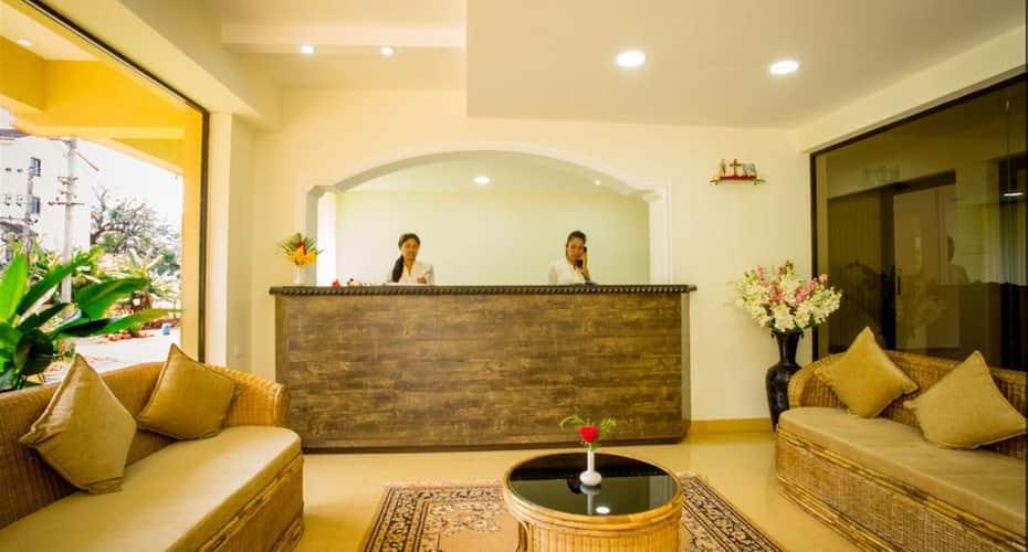 Mint Rendezvous Beach Resort, Dona Paula,