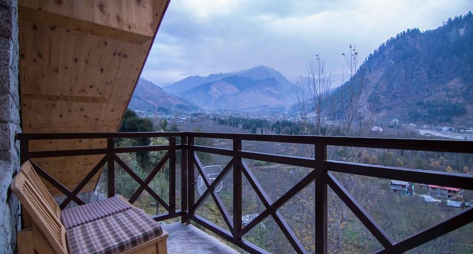 Gauthamshaala - A Wandertrails Stay, Rohtang Road,