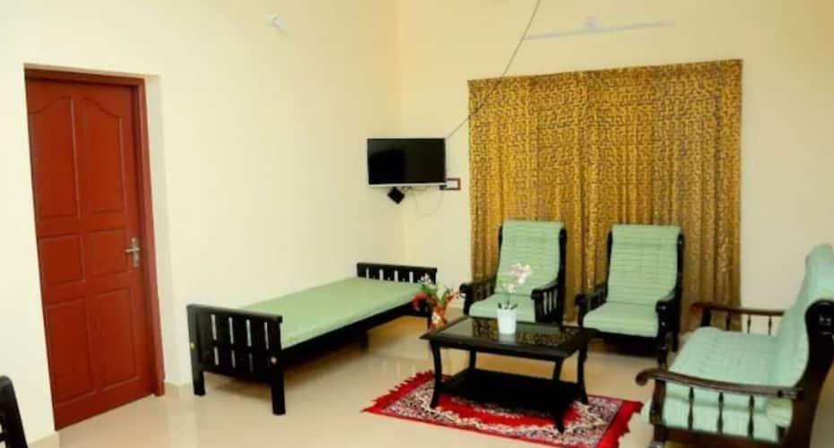 Comfortable Apartment Wing 2, Vagator,
