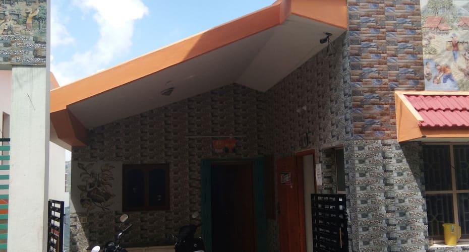 Orange Cottage, Kurunji Andavar Temple,