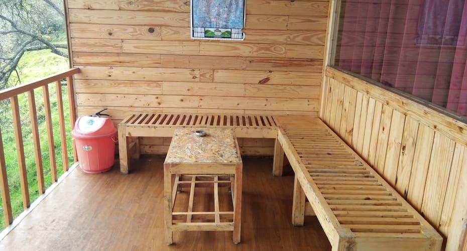 Wood Villa, Pampapuram,