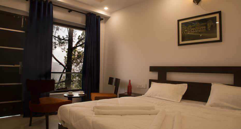 Hotel Golden Sunrise, kathgodam Nainital road,