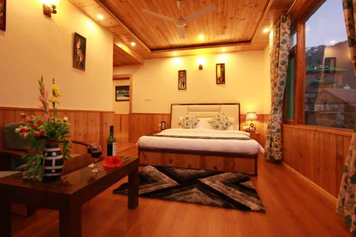 Peace Heaven Cottage, Rohtang Road,