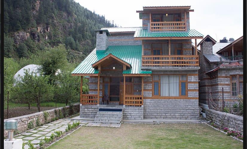 Villa Vihara Homestay, Rohtang Road,