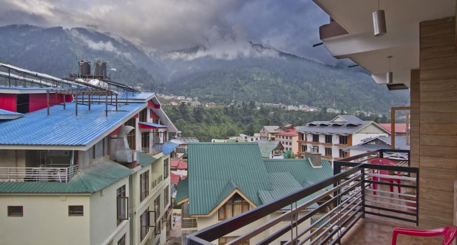 River Side Guest House, Old Manali,