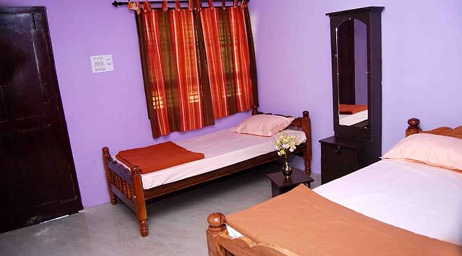 Zeal Zone Homestay, Srimangala,