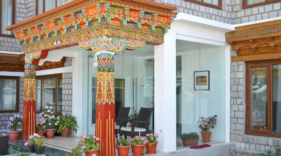 Hotel Sera Courtyard, none,