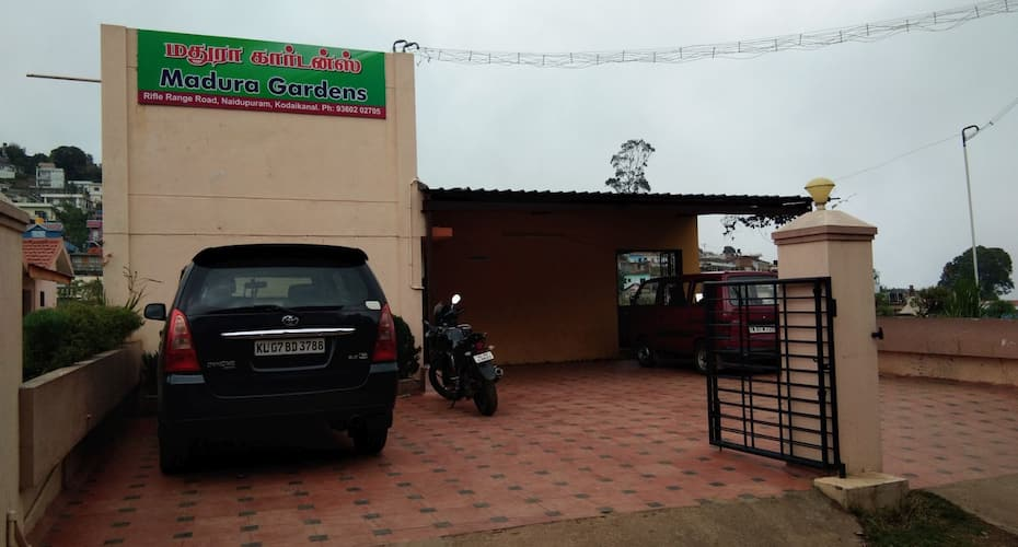 Madhura Gardens, Naidupuram,