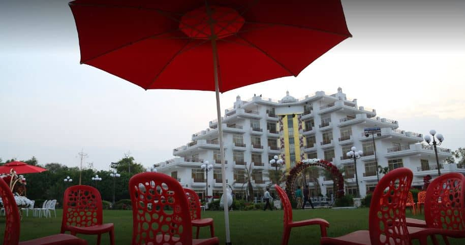 G Rest Hotel ans Resort, Airport Road,