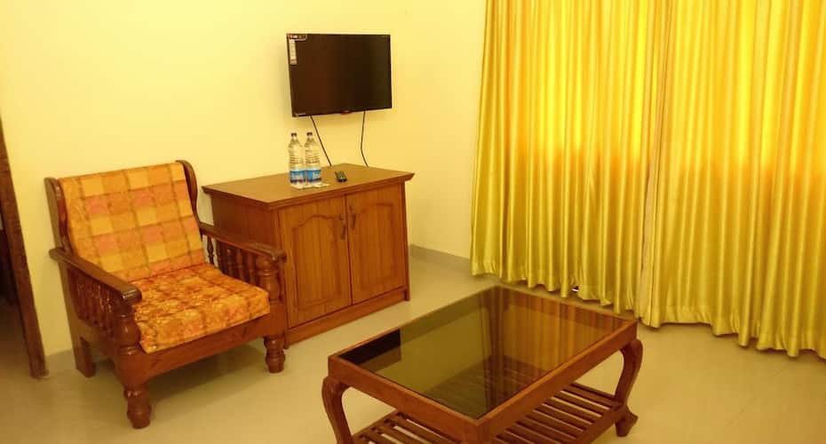 Saikunj Holiday Homes, Candolim,
