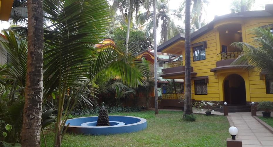 Aurita Holiday Homes, Candolim,