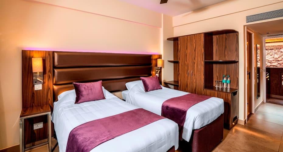 Hotel Caspia Goa Anjuna, Anjuna,